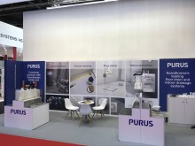 PURUS at BIG 5 2019, the largest construction event in the Middle East today.