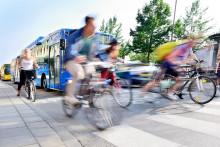 Trafikantveckan: Tänk framåt – res tillsammans