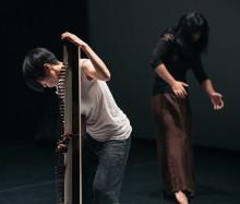 Drifting Away  – en föreställning med Nguyen Thanh Thuy  i gränslandet mellan komposition och koreografi på Palladium Malmö 7 maj
