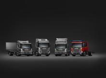 Scania präsentiert neue Lösungen für nachhaltigen Verkehr in Städten