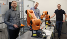 BPW setzt erstmals Roboter in der Aus- und Weiterbildung ein