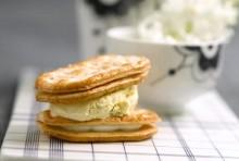 Tips och ideer, Gäster, franska våfflor med vaniljsmak
