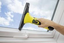 Kärcherin uudet ikkunanpesurit - Vähemmän painoa, enemmän suorituskykyä