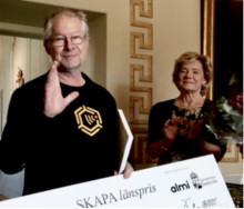 BeeScanning vann SKAPA-priset