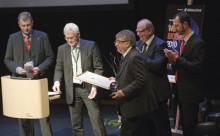 """Utmärkelsen """"The World Bioenergy Award"""" blev ett lyft för forskningen i Brasilien"""
