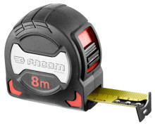 FACOM unveils new RED and GRIP Series  tape measures