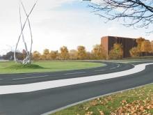 Gåsebäcksrondellen byggs om för bättre framkomlighet och ökad trafiksäkerhet