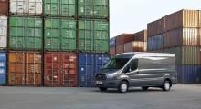 Ford Transit on maailman myydyin pakettiautobrändi