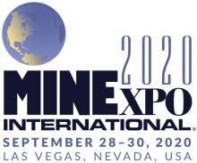 MINExpo International, 28-30 September 2020, Las Vegas, Nevada, US