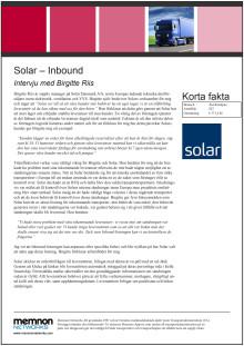 Intervju Solar