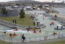 Jetzt wird's wieder wild: Kanupark Markkleeberg startet am 4. Mai in die Rafting-Saison