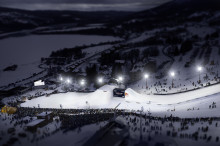 SkiStar Åre: Skiing turns showtime when Jon Olsson takes on Åre