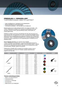 Tyrolit Rondeller produktblad