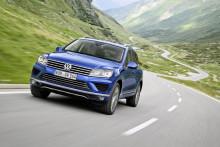 Säljstart för nya Volkswagen Touareg