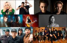Veckans konserter på Grönan V. 33-34