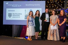 Pioneering law clinic wins Green Gown Award