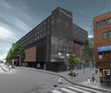 Nytt Comfort Hotel i Umeå