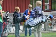 Golfläger i sommar på Ekholmsnäs Golf Lidingö!