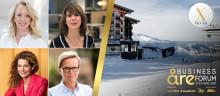 Inspiration och storytelling i fokus under Deloittes kvinnliga nätverk i Åre