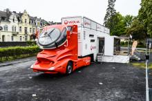 Mission Arbeitssicherheit: Mit dem Truck auf Tour in Hamburg