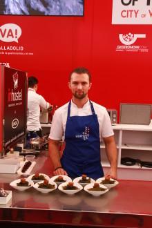 El chef Øyvind Bøe sorprende con su fusión de la tapa española con la gastronomía