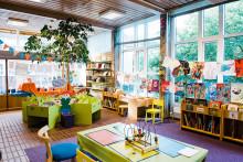 Kirsebergsbiblioteket gör Entré