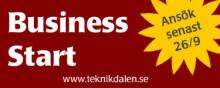 Dags att förverkliga din affärsidé - sök till Business Start!
