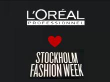 L'Oréal Professionnel <3 Fashion Week