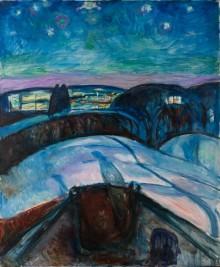 Kunsthöhepunkt 2015: Gemeinsame Munch und Van Gogh-Ausstellung in Oslo