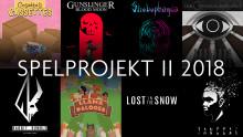 Pressinbjudan: Spelstudenter presenterar nya spel