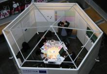 Studenter löser biogasutmaning