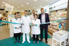 Fristående apotek i Huddinge centrum ansluter sig till Apoteksgruppen
