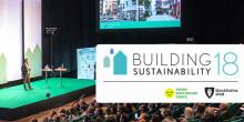 Nu kan du tävla om en plats på Building Sustainabilitys stora scen