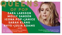 SARAH KLANG TILL QUEENS OF POP