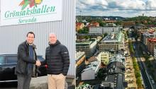 Starkare tillsammans - Grönsakshallen Sorunda och Martin & Servera Restauranghandel flyttar ihop i Göteborg