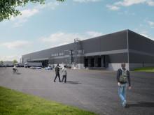 Castellum välkomnar nya hyresgäster till logistikfastighet i Rosersberg