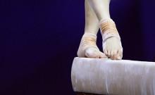 Lucy Stanhope becomes all-around English gymnastics champion