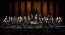 Det Norske Kammerorkester går under jorden..…