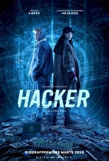 Teaserplakat og første sneak-peek fra den danske actionfilm for hele familien HACKER er klar!