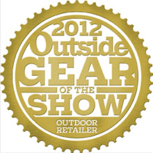 "Fjällräven KAJKA  - Awarded  ""BEST NEW OUTDOOR PRODUCT 2013"" in the US"