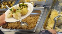 Gymnasieskolornas restauranger är MSC-certifierade