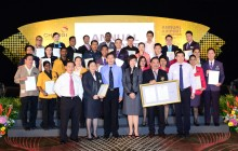 Changi Airport bestows top honours on airport community  for service excellence