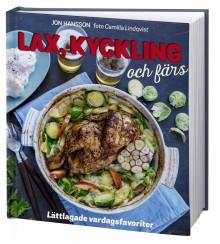 Lax, kyckling och färs - lättlagade vardagsfavoriter!