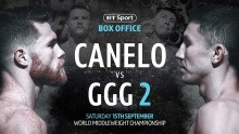 Canelo v GGG 2 available on BT Sport Box Office from today