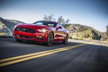 Ford Mustang ble verdens mest solgte sportsbil i fjor