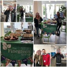International Nurses Day - Cake & Bake Sale at Finegreen HQ!