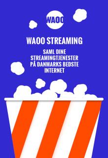 Waoo samler streamingtjenester i pakker med rabat