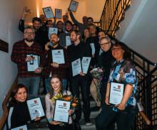 Sveriges favoritrestauranger är korade – Bookatable Diner Awards låter restaurangbesökarna prisa årets bästa restauranger