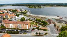 Pressinbjudan: det vinnande förslaget i arkitekttävlingen för Hydrotomten i Sölvesborg avslöjas