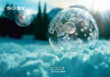 Julegaveidéer fra Sony